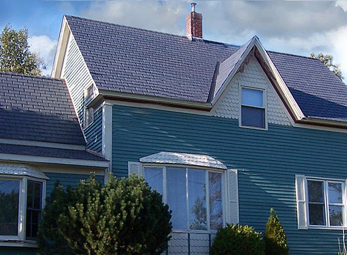 Bienvenue tracc bardeaux de toiture moderne slate for Toiture moderne